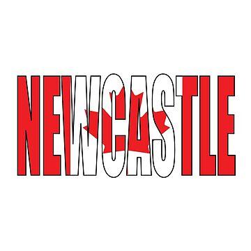 Newcastle Canada by Obercostyle