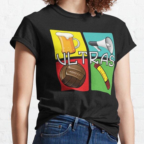 World of Football T-Shirt Ultras Saarbr/ücken