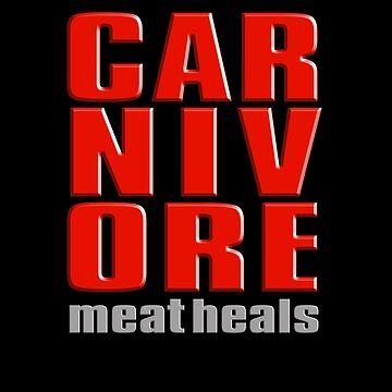 Carnivore Diet Meat Heals Ex Vegan by Karina2017