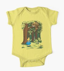 My Neighbor in Wonderland (Kelly Green) Kids Clothes