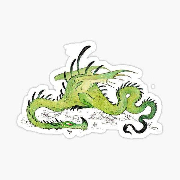 Greenie Sticker