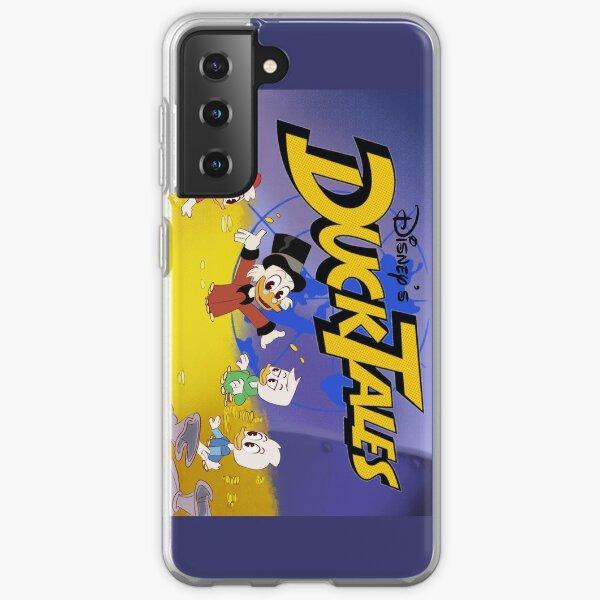 DuckTales '17 Samsung Galaxy Soft Case