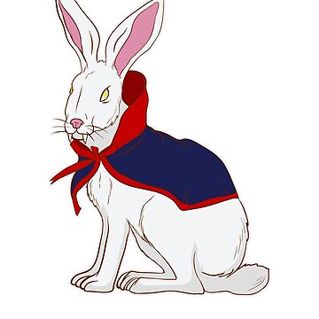 Vampire Bunny Rabbit by CreativeFit