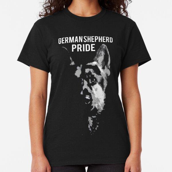 German Shepherd Pride  Classic T-Shirt