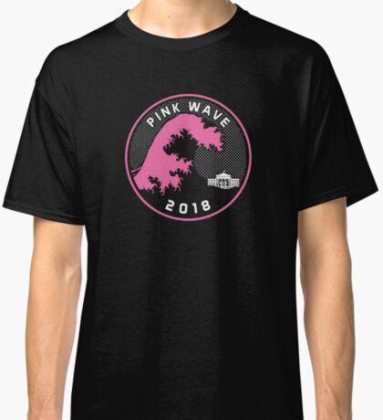 Pink Wave 2018 T-shirts Classic T-Shirt