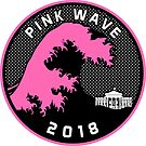 Pink Wave 2018 T-shirts by EthosWear