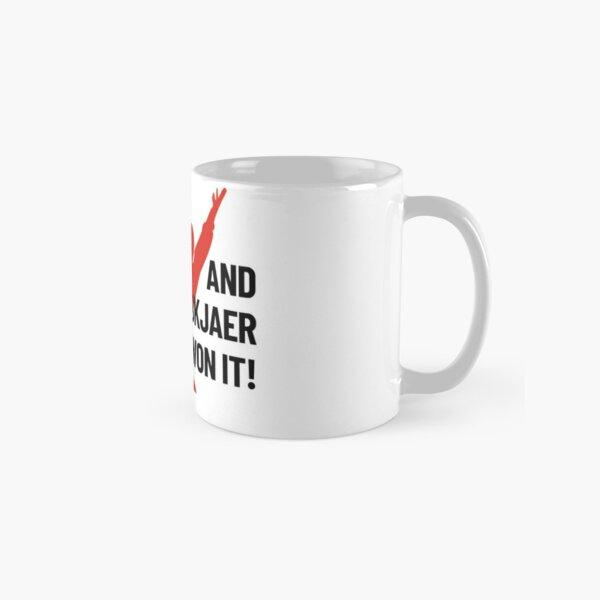 And Solskjaer Has Won It! Classic Mug