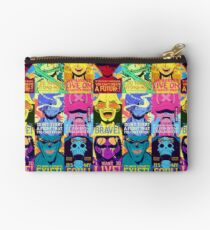 One Piece Characters Puzzle Studio Pouch