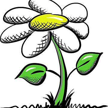 flower by AK1Shirts