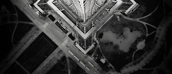 Eiffel Falling  by blueeyesjus