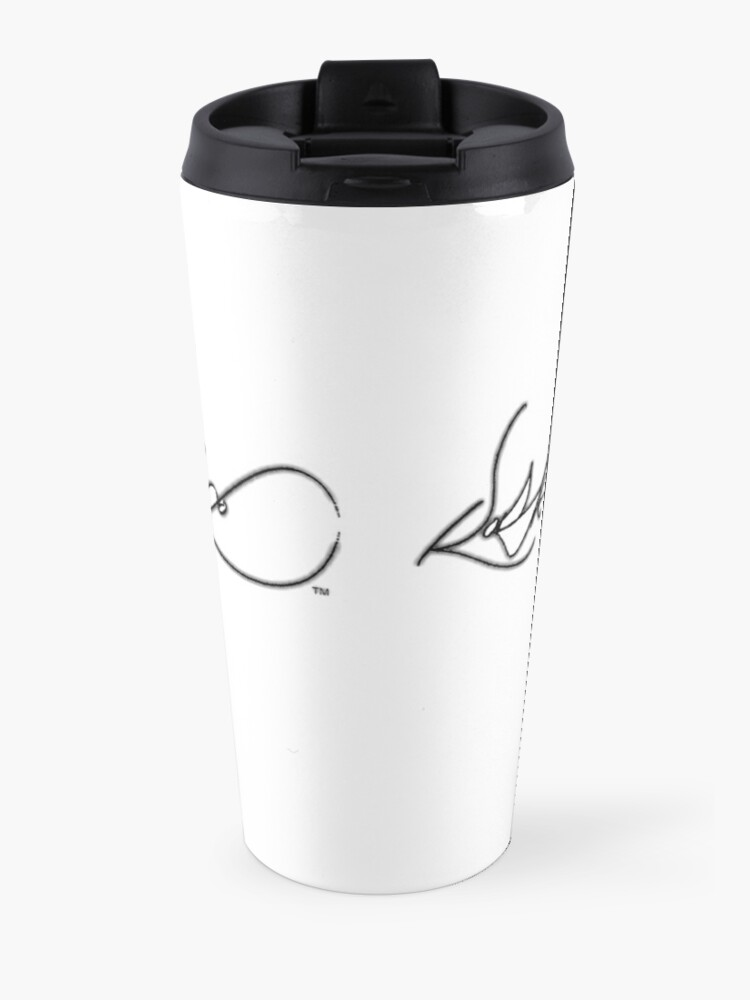 Alternate view of Roberto Enamorado aka Robertoinlove TM Travel Mug