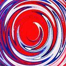 Patriotic Twist by Steven Green