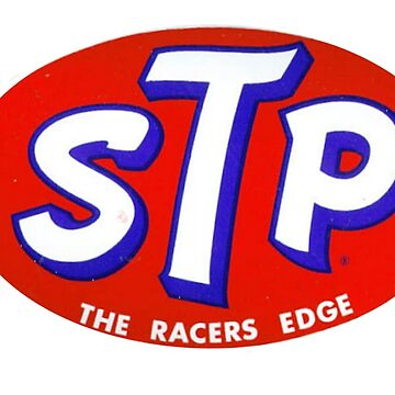 STP oldschool logo 1960s by cseely