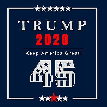 Trump 45 Rally | Keep America Great | 2020 by PureCreations