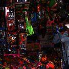Bits & pieces Saigon Street Seller by mklau