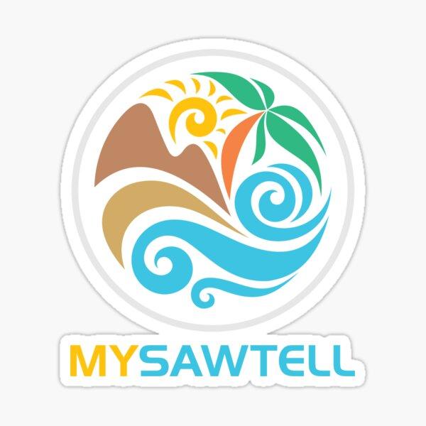 My Sawtell Sticker