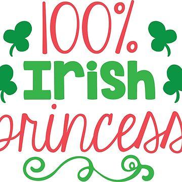 Irish Princess - Ireland by greenoriginals