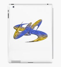 Blades iPad Case/Skin