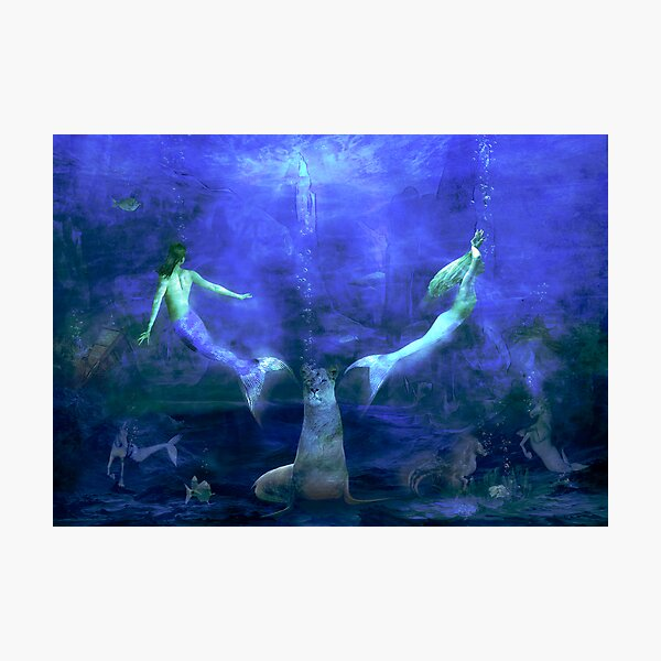 Pisces Photographic Print