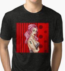 TrickTrades Beauty Tri-blend T-Shirt