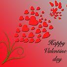 Valentine's hearts by ikshvaku