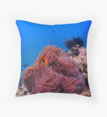 I see you baby Throw Pillow