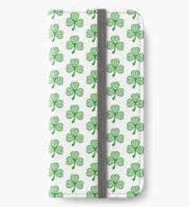 Irish Shamrock iPhone Wallet/Case/Skin