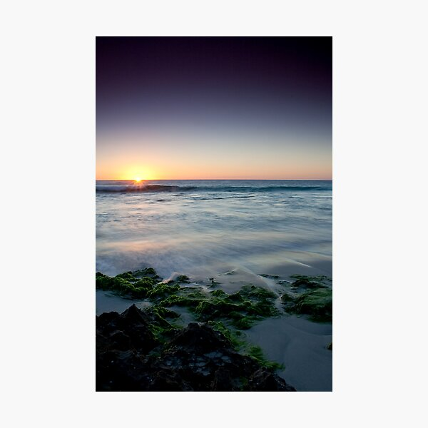Indian Sunset Photographic Print