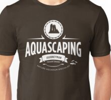 Aquascaping - Journeyman Unisex T-Shirt