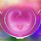 Love is like a Butterfly by Ingrid Funk