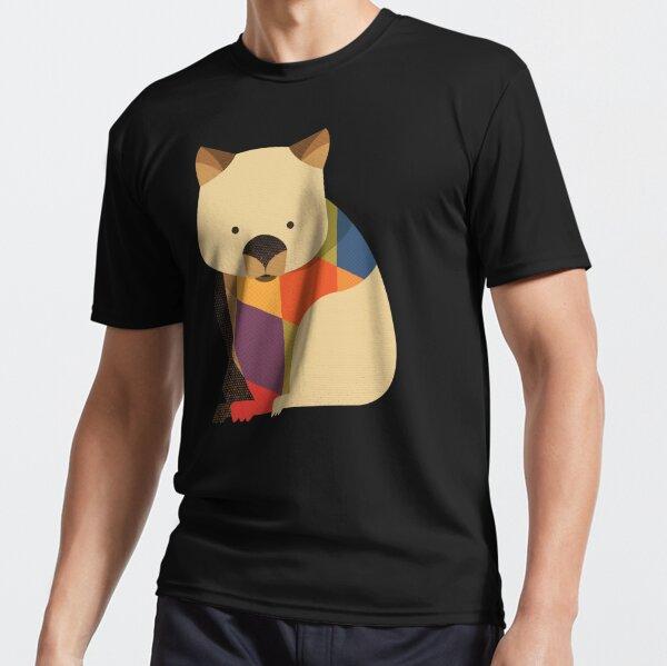Hello Wombat Active T-Shirt