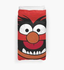 Animal Muppet (Orange Lips&Nose) Duvet Cover