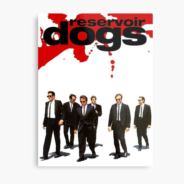 Reservoir Dogs Metal Print