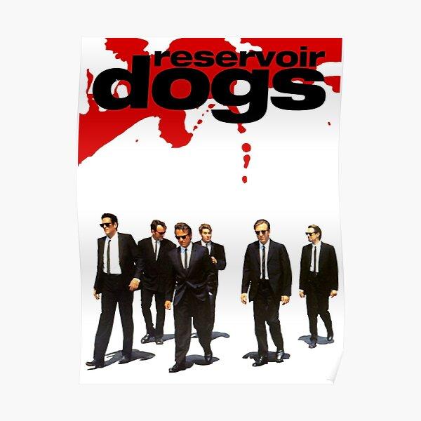 Reservoir Dogs Poster