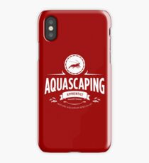 Aquascaping - Apprentice iPhone Case