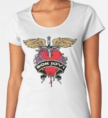 Bon Jovi Premium Scoop T-Shirt