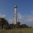 Second Gasparilla Island Light by kathy s gillentine