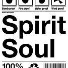 Spirit Soul by veganmarksydney