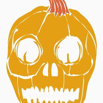 Halloween Pumpkin by bezoomy