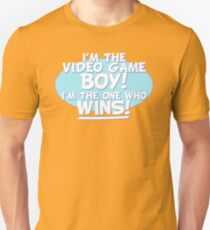 I'm the Video Game Boy, I'm the One Who Wins Grumps Shirt Unisex T-Shirt