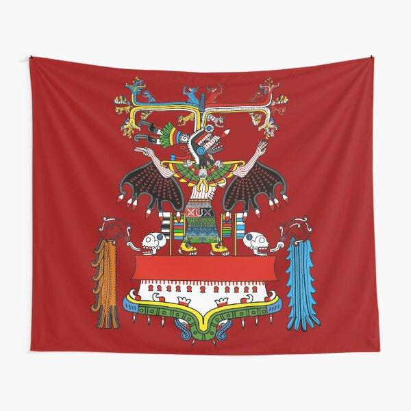 Tonanatzintzin Itzpapalotl Tapestry
