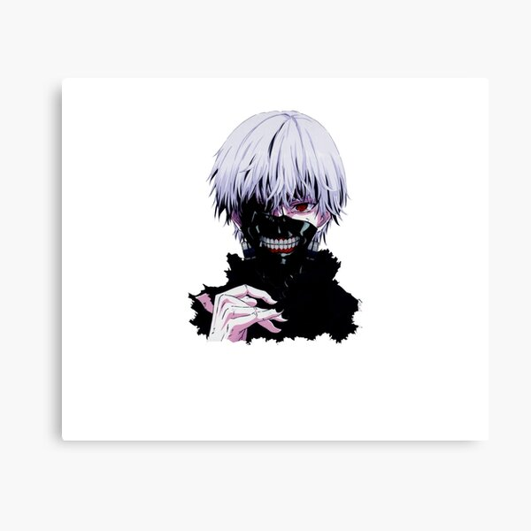 Tokyo Ghoul 46 Canvas Print