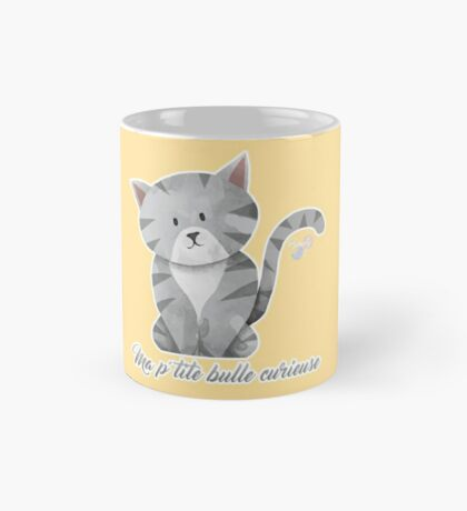 Ma p'tite bulle curieuse Mug