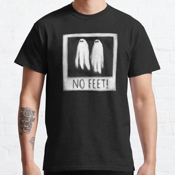 No feet! Classic T-Shirt
