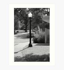 lightpost Art Print