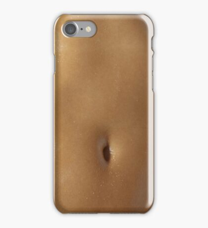 Belly Button iPhone Case/Skin