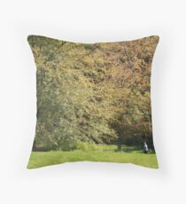 proportion Throw Pillow
