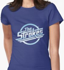 the strokes 21 Women's Fitted T-Shirt