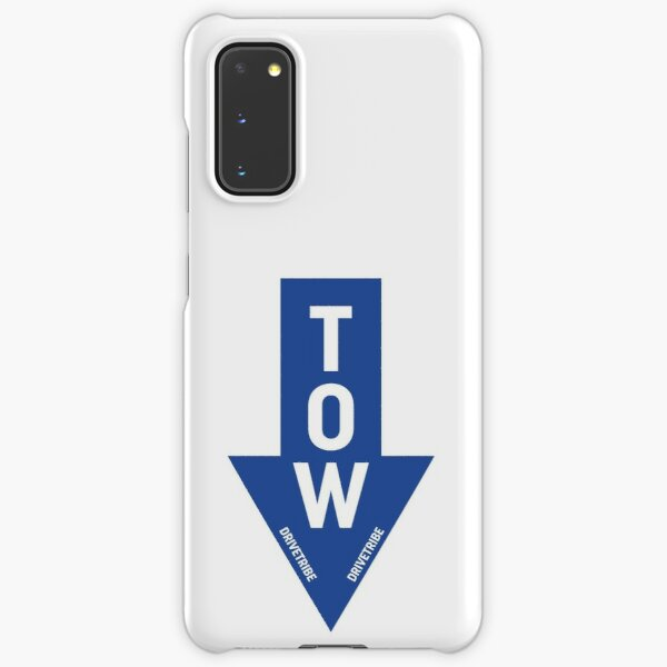 DriveTribe Tow in Blue  Samsung Galaxy Snap Case