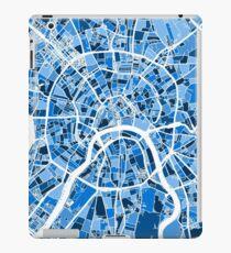 Moscow City Street Map iPad Case/Skin